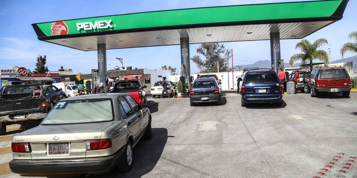 ¿Por qué hay desabasto de gasolina en estos 9 estados?