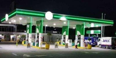 Desabasto de gasolina en Guanajuato