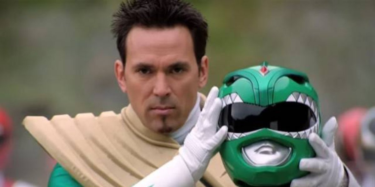 """""""Power Ranger verde"""", cambió el morfosis por la lucha libre"""