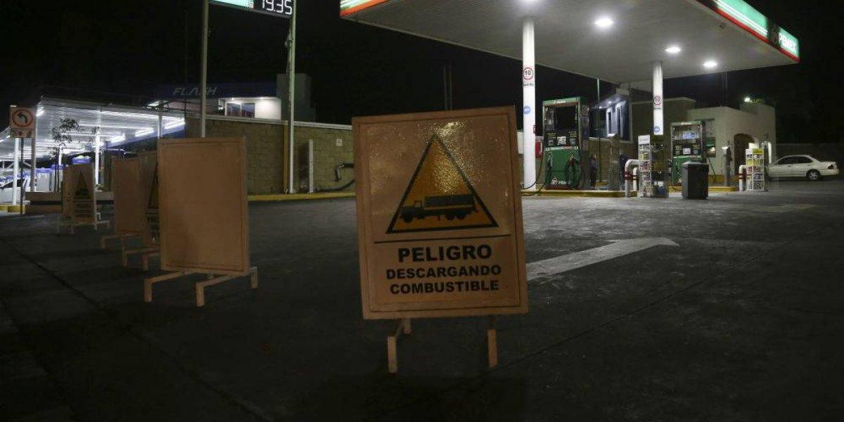 Incrementará distribución de gasolina a estados afectados: Pemex