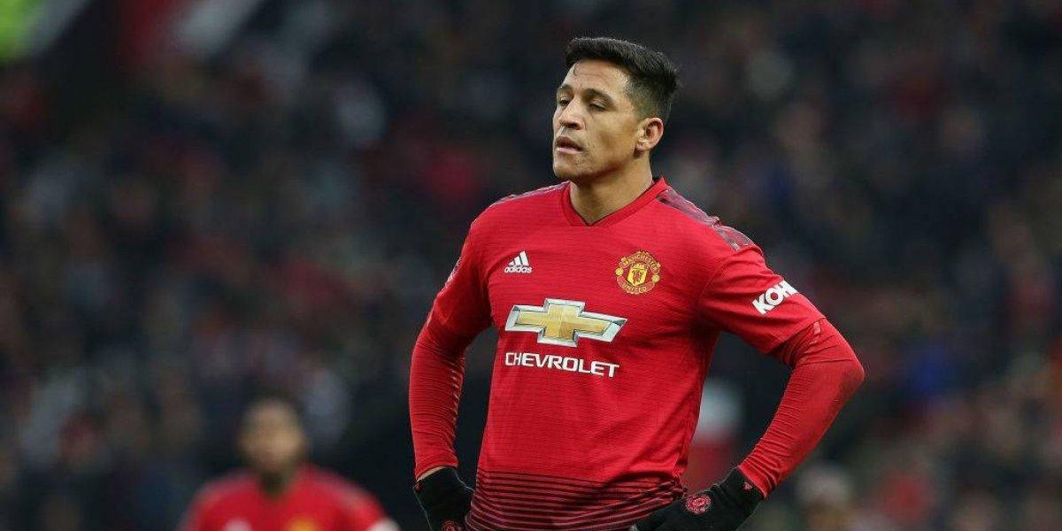 """""""Sánchez no paró de correr"""": Prensa inglesa se rinde ante el nivel de Alexis en Manchester United"""