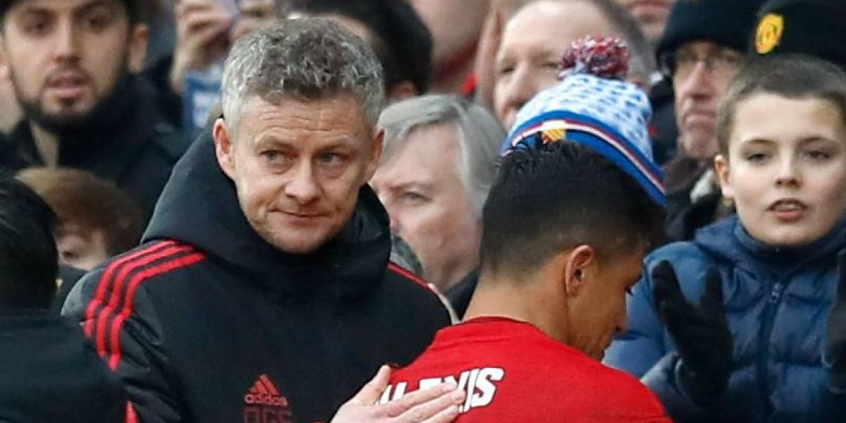 Técnico del Manchester United confirmó que Alexis Sánchez se resintió de su antigua lesión