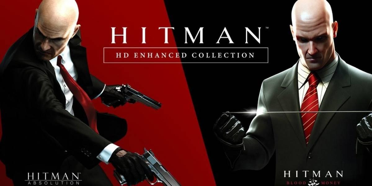 Se anuncia Hitman HD Enhanced Collection para PS4 y Xbox One