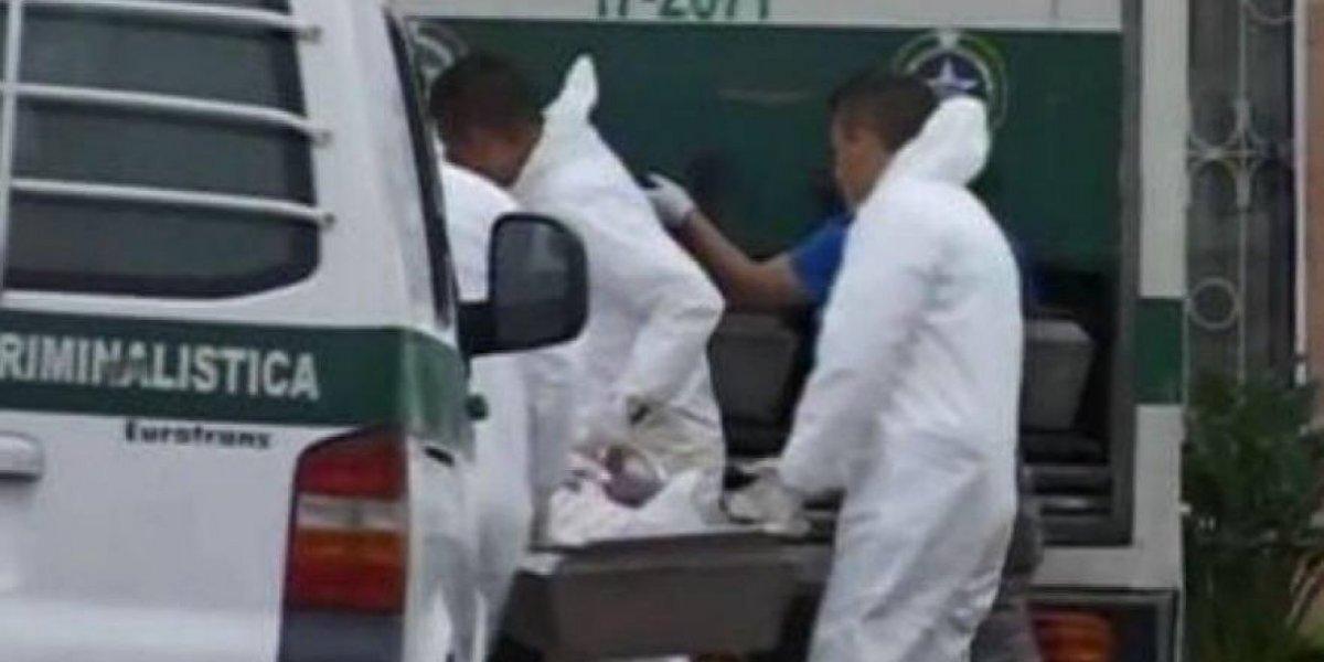 Hombre fue encontrado muerto y junto a una carta en la que explicaba qué se debía hacer con su cuerpo