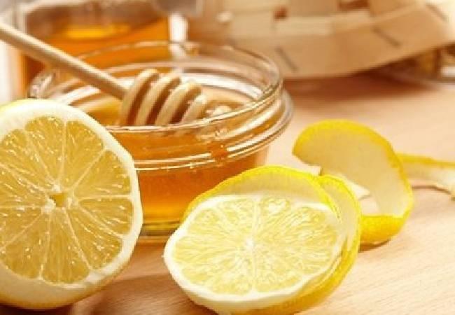 Mascarilla de Miel y Limón