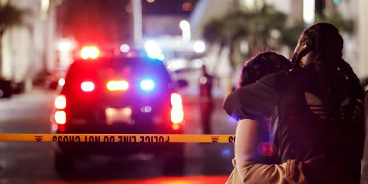 VIDEO. Tiroteo cerca de Los Ángeles deja 3 muertos y varios heridos