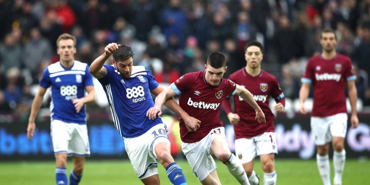 West Ham avanza sin 'Chicharito' a la siguiente fase de la FA Cup