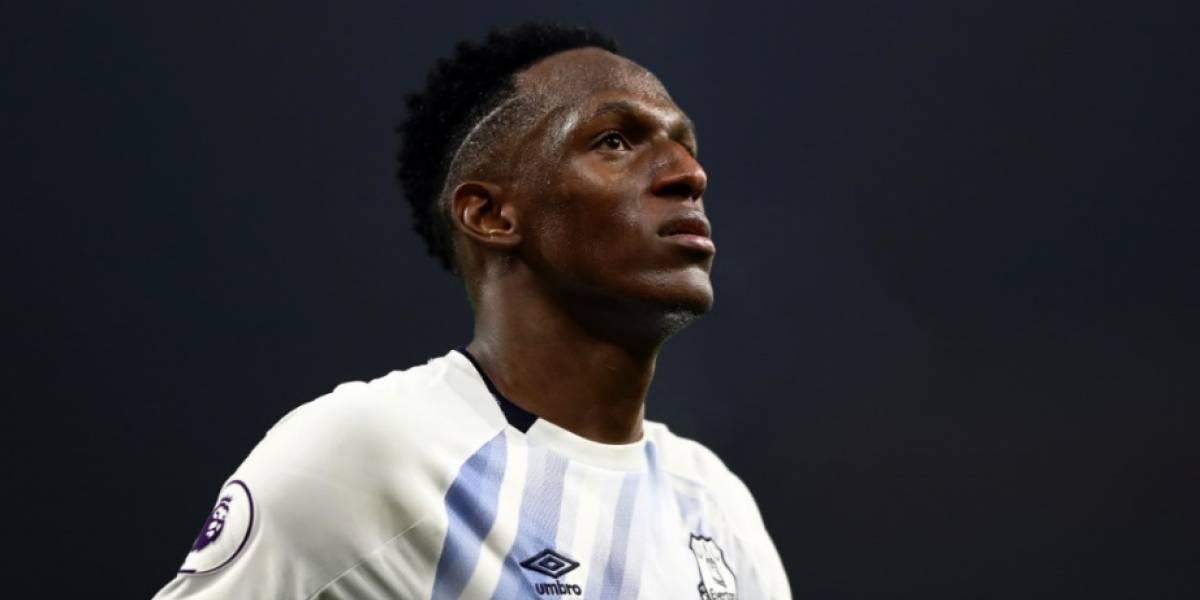 Yerry Mina se pierde el regreso de la Premier League por una lesión muscular