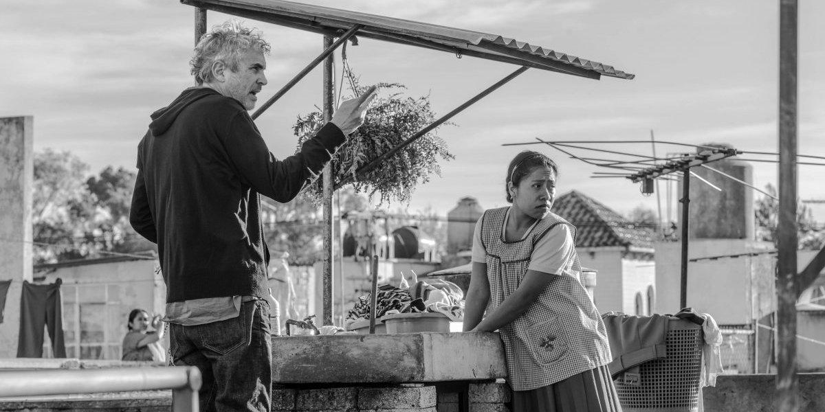 Alfonso Cuarón y Netflix la mancuerna perfecta