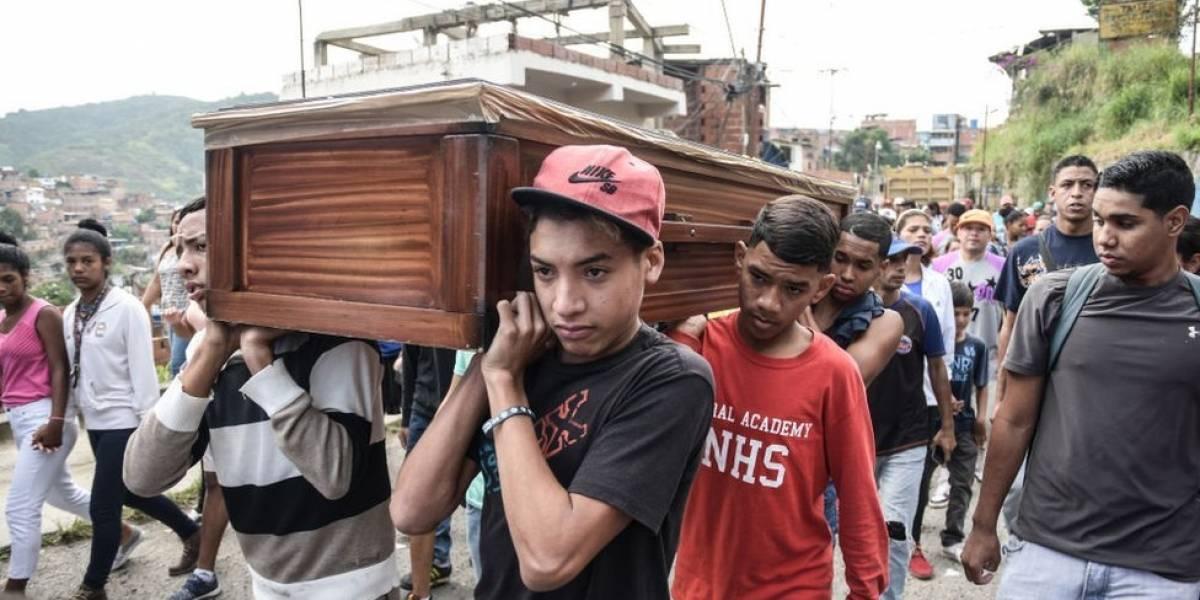 4 dados que mostram o tamanho da epidemia de homicídios na Venezuela