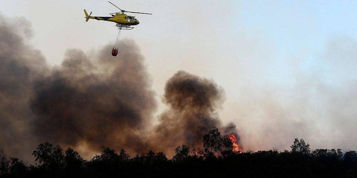 Cuando la maldad no tiene límites: Bomberos denunció a grupo de jóvenes que se grabó provocando incendio en Curauma
