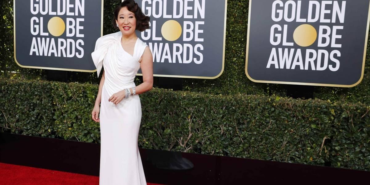 Globo de Ouro: Sandra Oh leva troféu de melhor atriz em série dramática