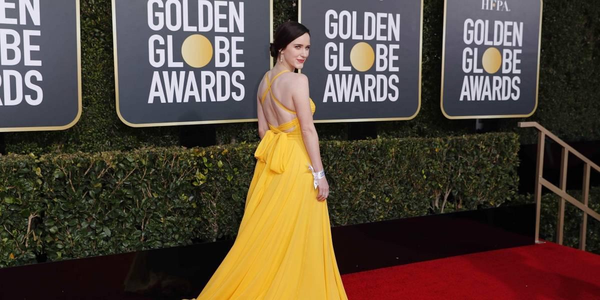 Globo de Ouro: Rachel Brosnahan é a melhor atriz de série de comédia por The Marvelous Mrs. Maisel
