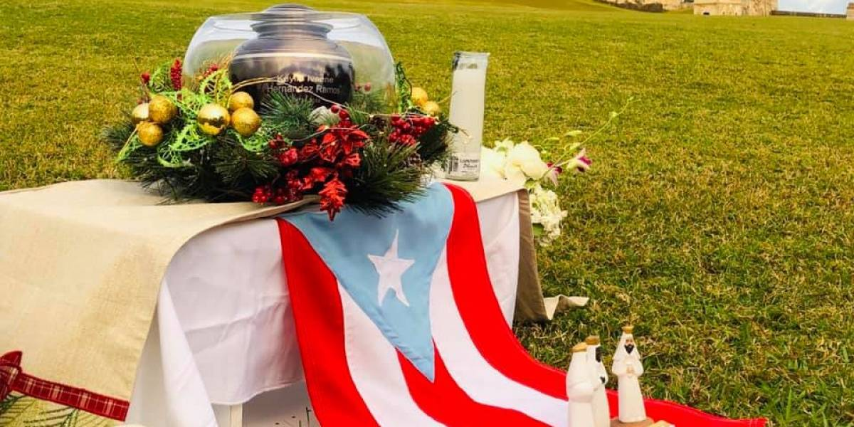 Despiden a Keylla Hernández en El Morro con cánticos y recuerdos de su vida