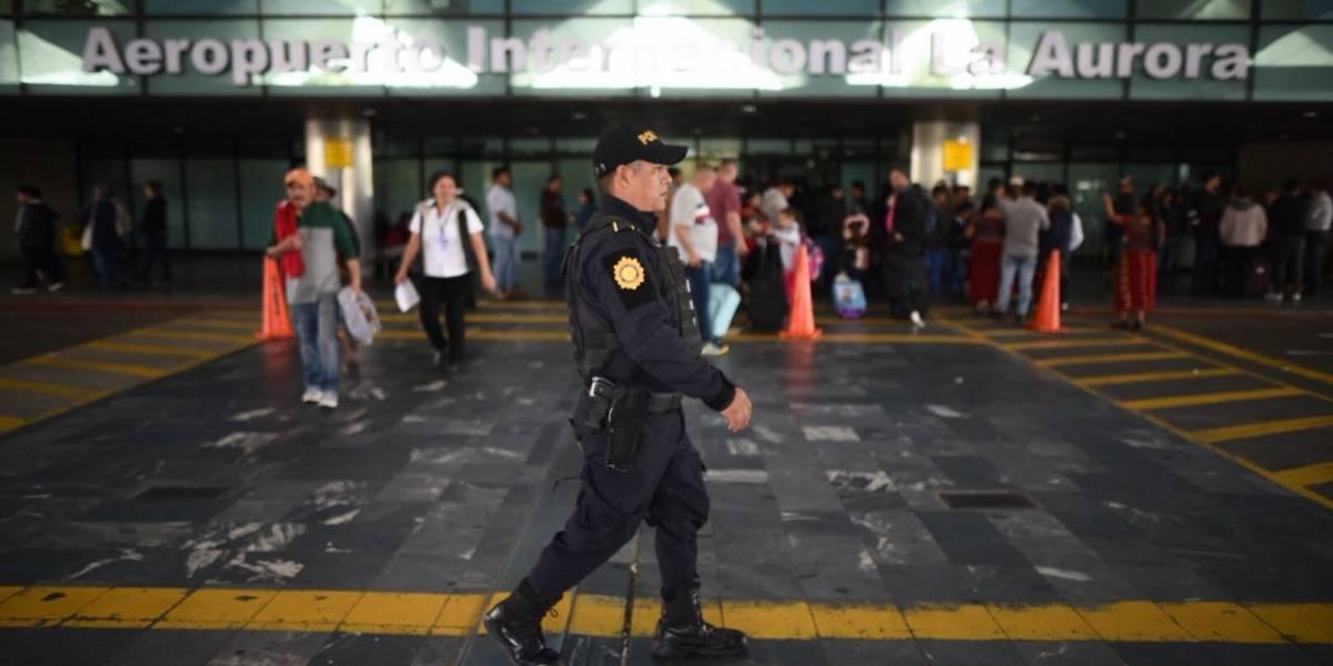 La agencia fiscal especial del MP continuará en el aeropuerto
