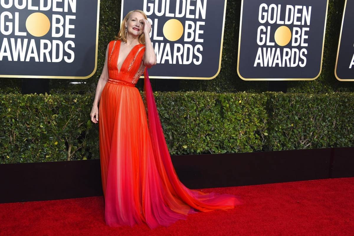 Patricia Clarkson, nominada por la serie Sharp Objects Foto: AP