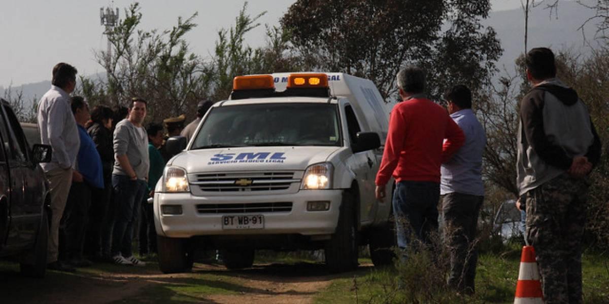 Femicidio con posterior suicidio en Los Andes: Sujeto se ahorcó y dejó una carta admitiendo el asesinato