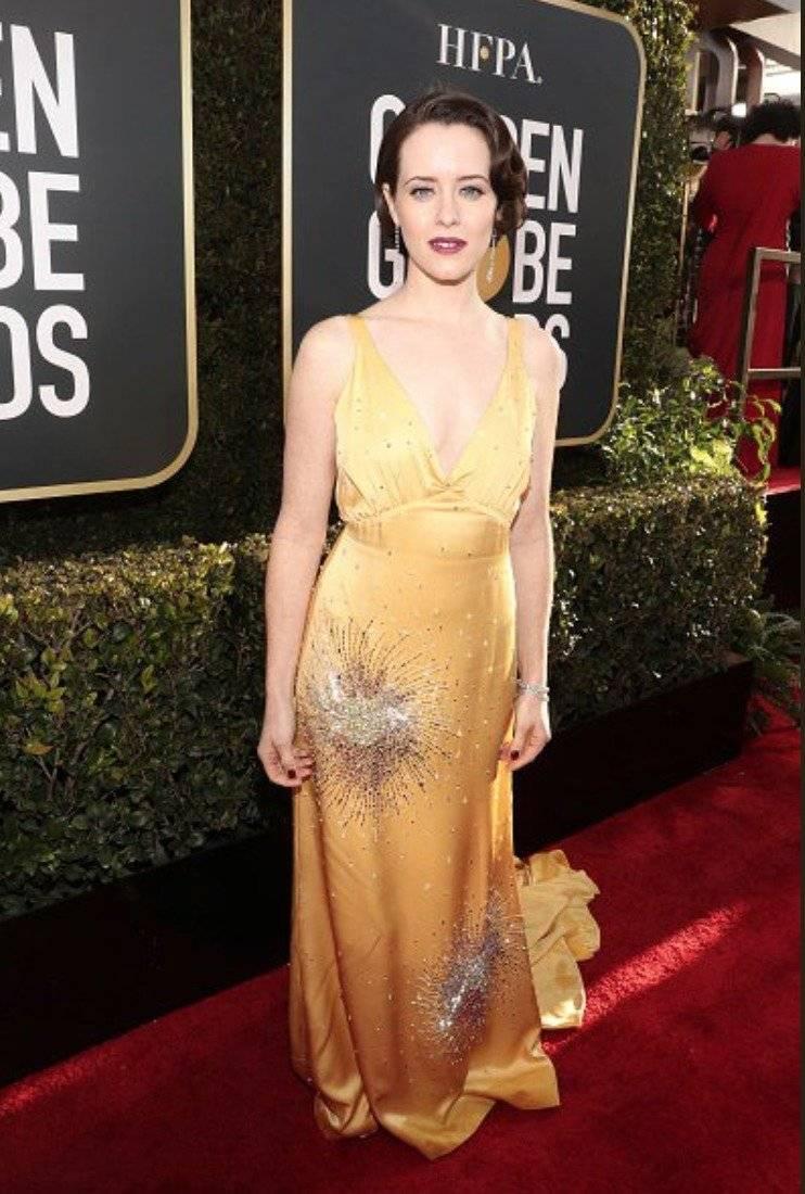 mejor vestidas golden globes