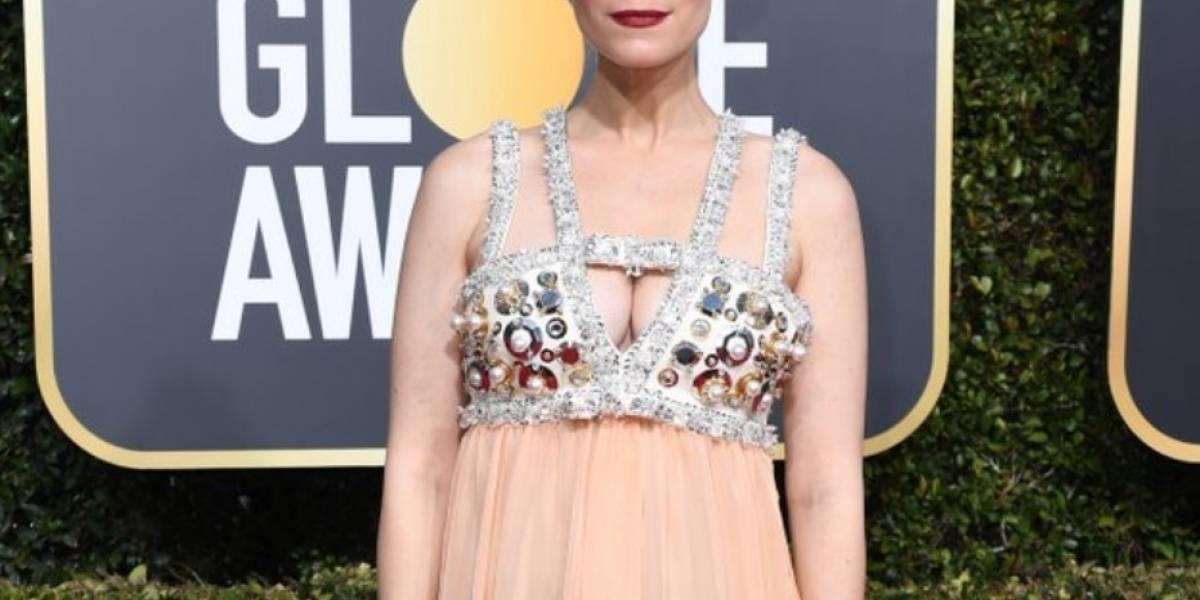 Fotos: Las peor vestidas de los Golden Globes 2019