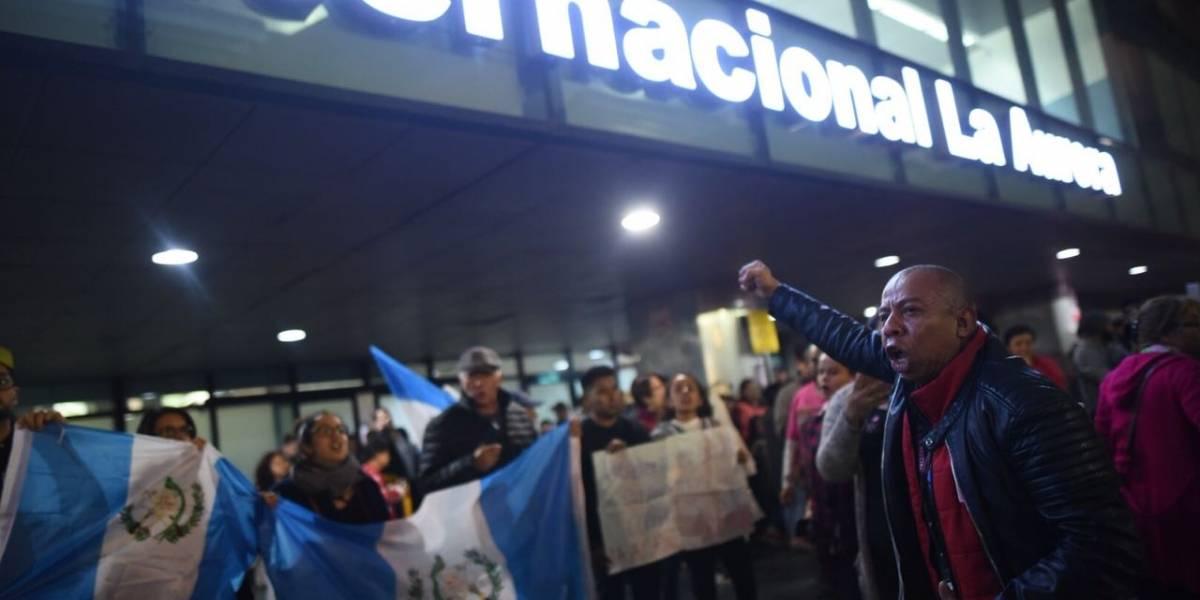 CICIG agradece apoyo de la ciudadanía y sociedad civil en caso de funcionario Yilen Osorio