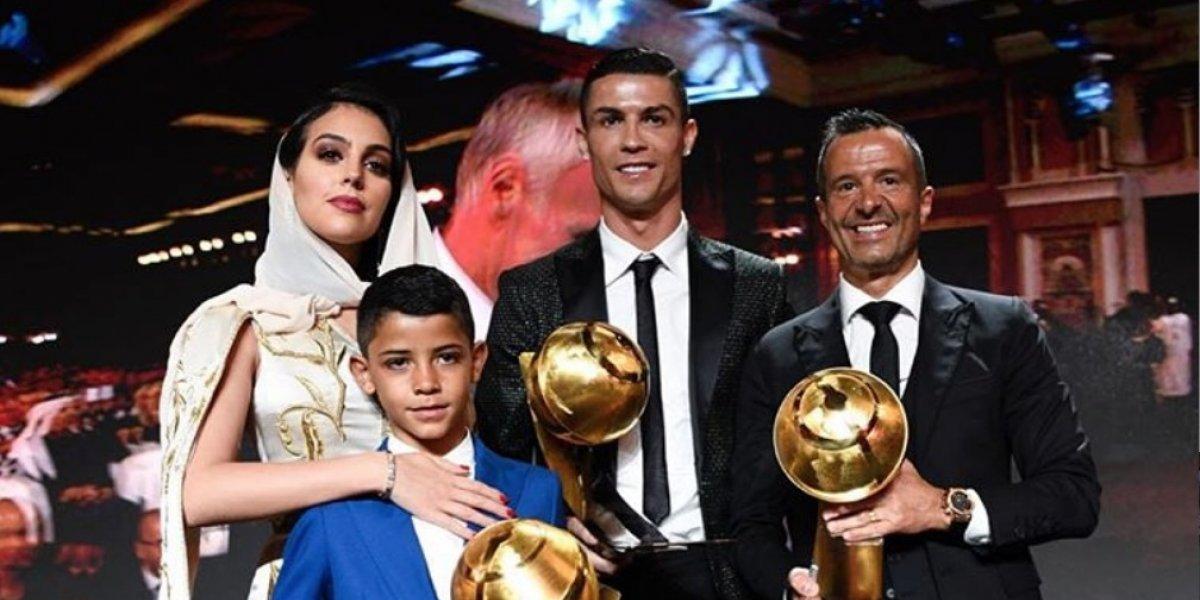 """FOTOS. Cristiano Ronaldo hace un provocativo """"regalo"""" de Reyes a sus seguidores"""