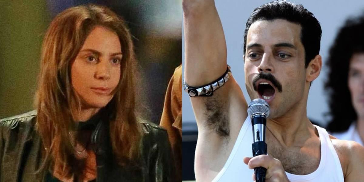 Torcida por Lady Gaga e Rami Malek no Globo de Ouro 2019 domina o Twitter