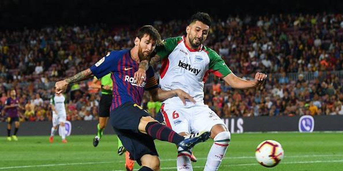 """Guillermo Maripán e interés de FC Barcelona: """"Estoy enfocado en el Alavés y nada más"""""""