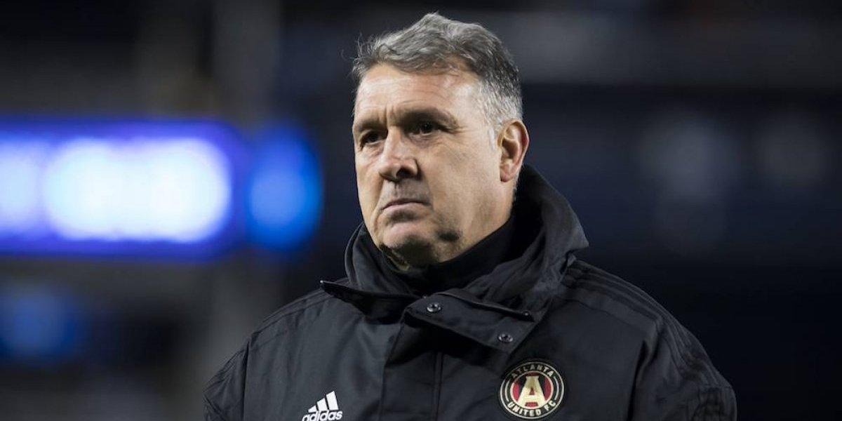 Tata Martino será presentado este lunes como técnico del Tricolor