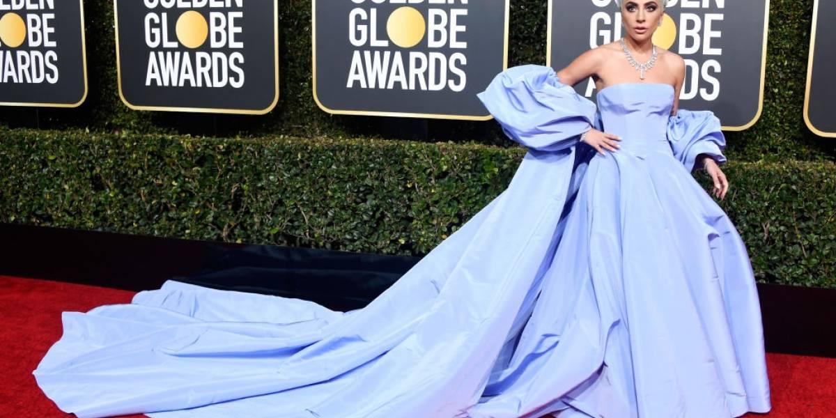 De Smurfette a homenagem para Judy Garland: tudo sobre o look de Lady Gaga no Globo de Ouro