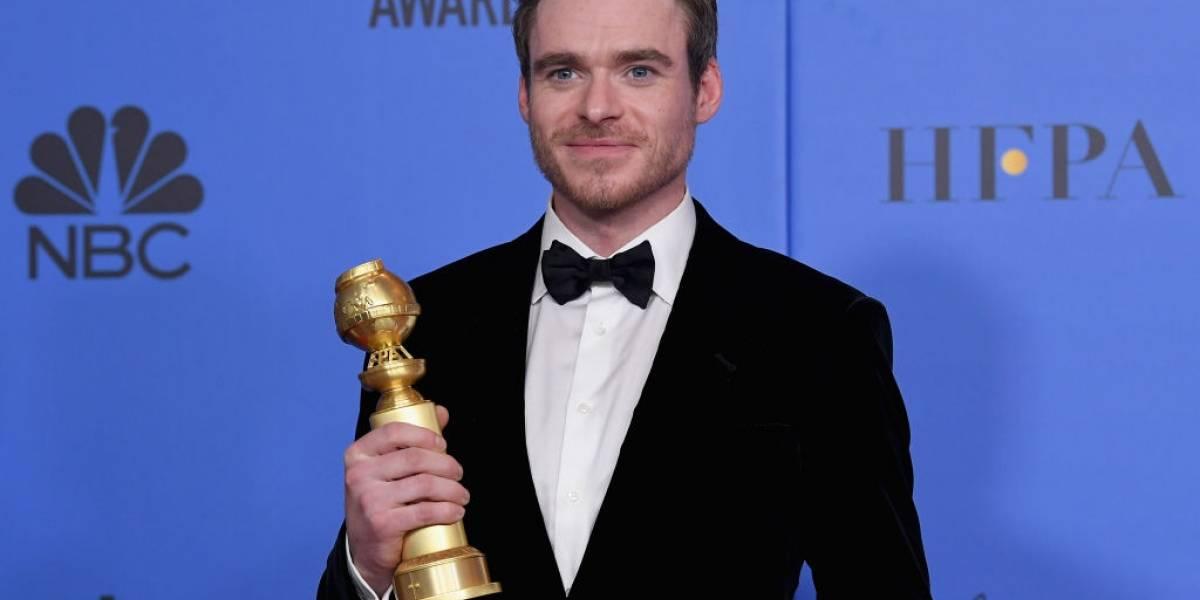 Globo de Ouro: Richard Madden ganha como melhor ator em série de drama