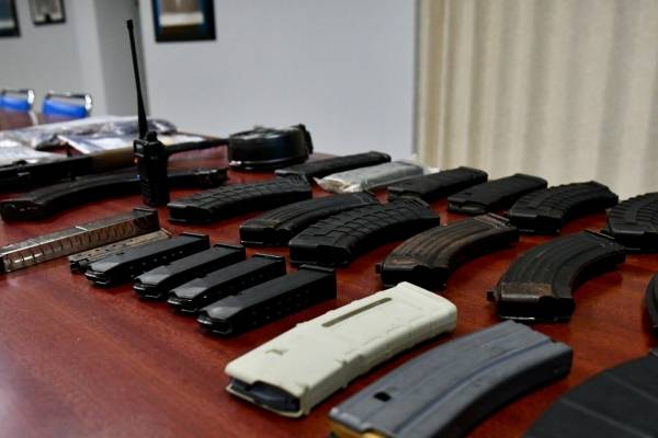 Policía incauta armas y drogas en San Juan
