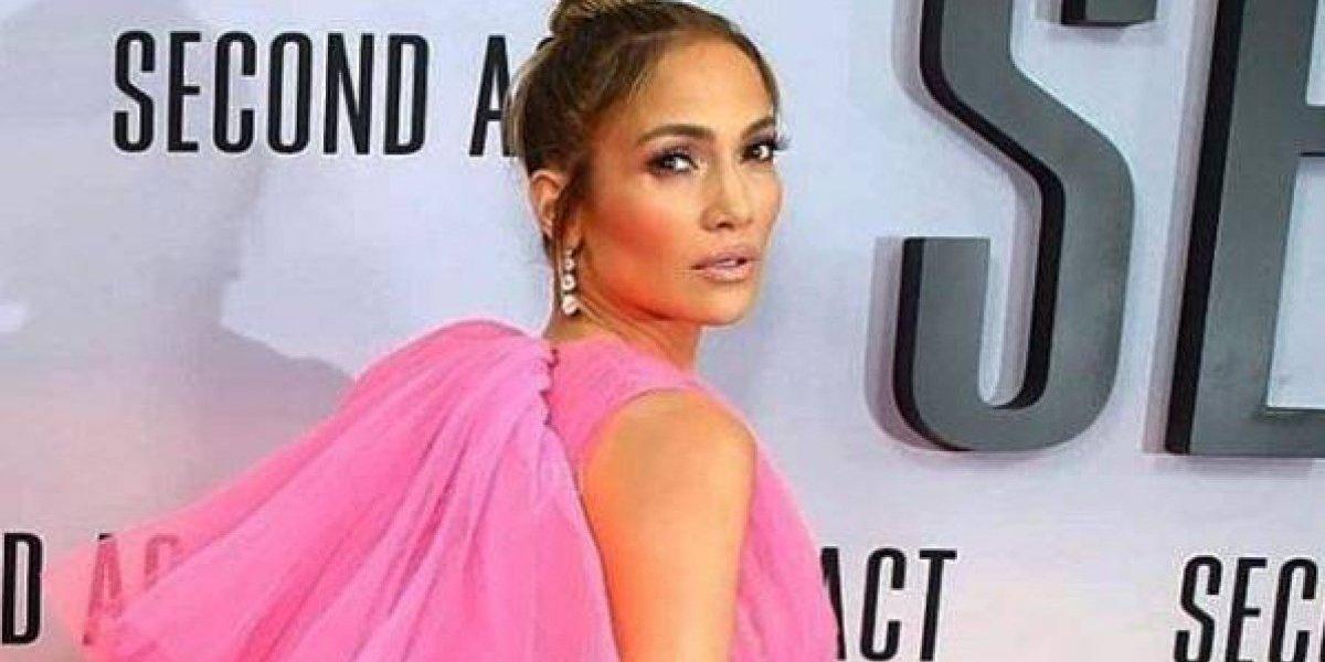 Los vestidos con los que Jennifer López ha impactado en las galas anteriores de los Golden Globes