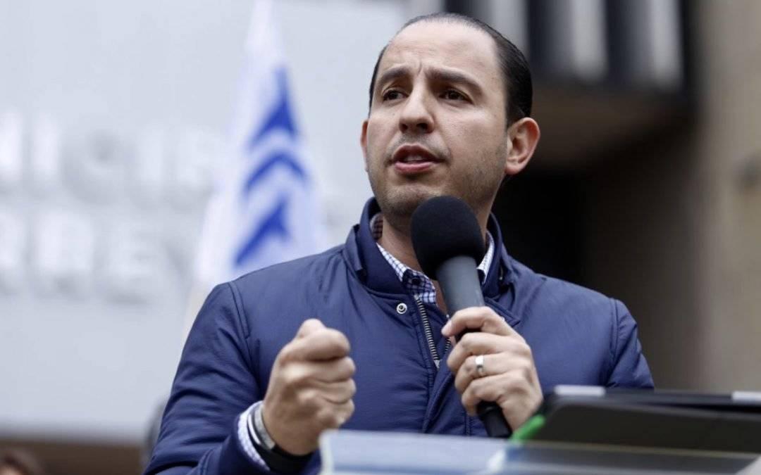 Marko Cortés, presidente nacional del PAN. Foto: PAN