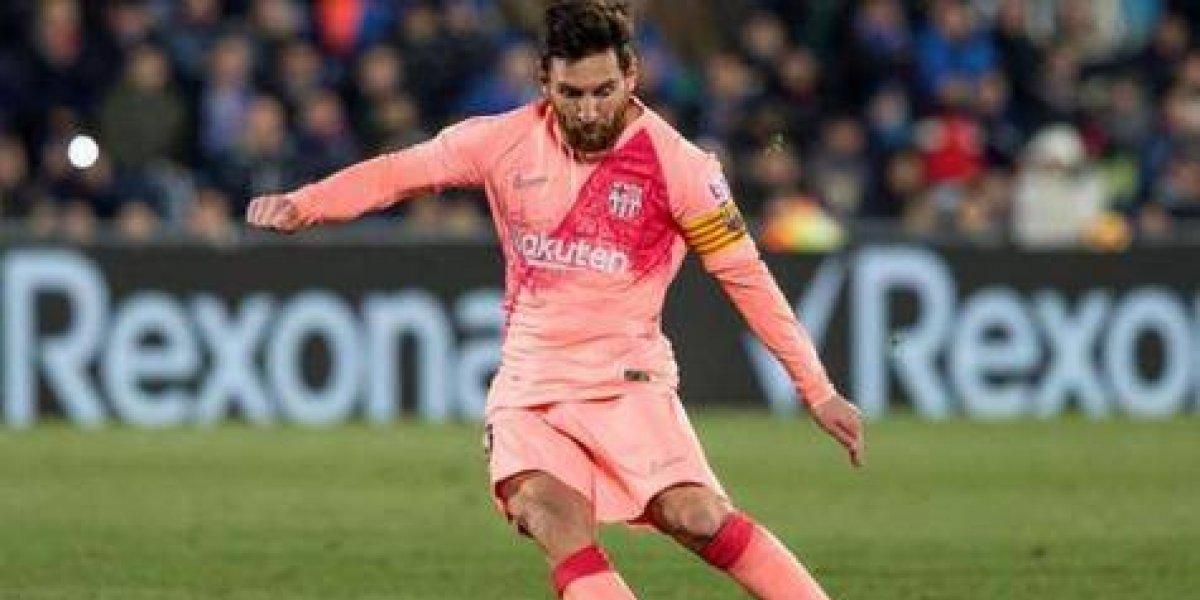 Messi anota su primero del 2019 y Barcelona sigue líder