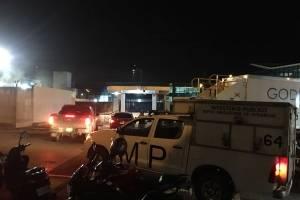 MP en el aeropuerto