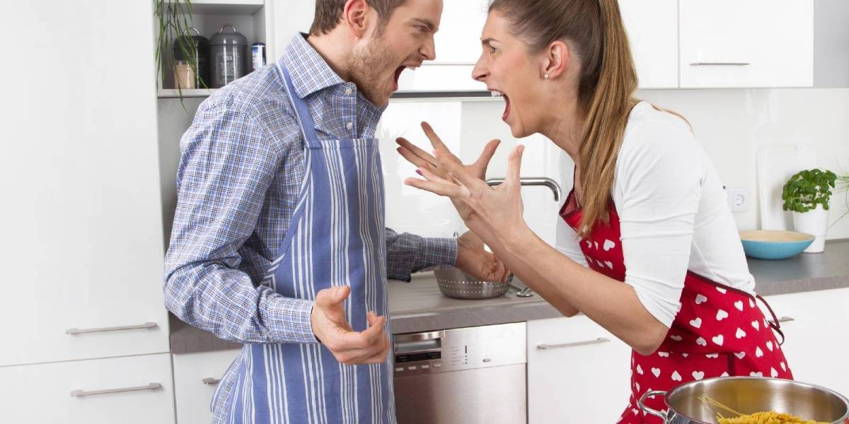 Estudio científico demostró que tener hambre empeora una discusión en pareja
