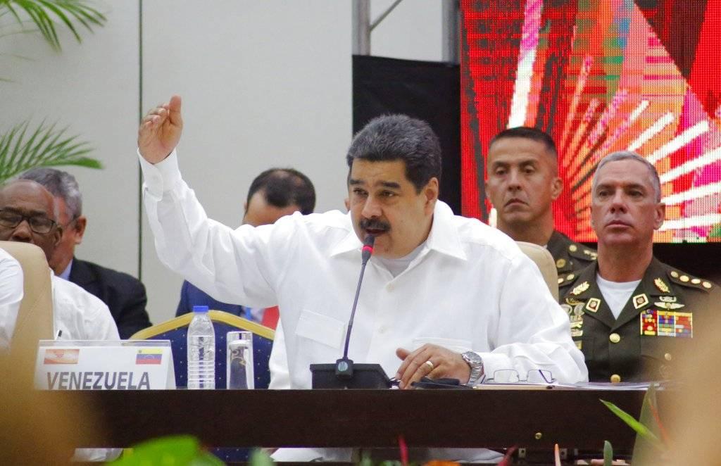 Nicolás Maduro Foto: AP