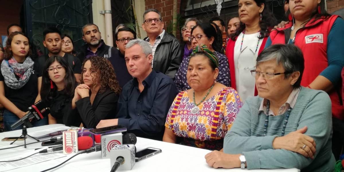 Organizaciones sociales piden al MP que actúe contra funcionarios por desobedecer a la CC