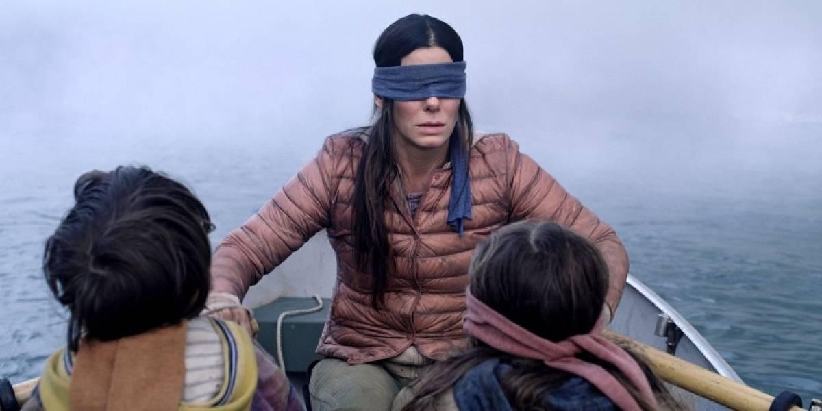 """Sandra Bullock se convierte en """"mamá leona"""" en 'Bird Box'"""