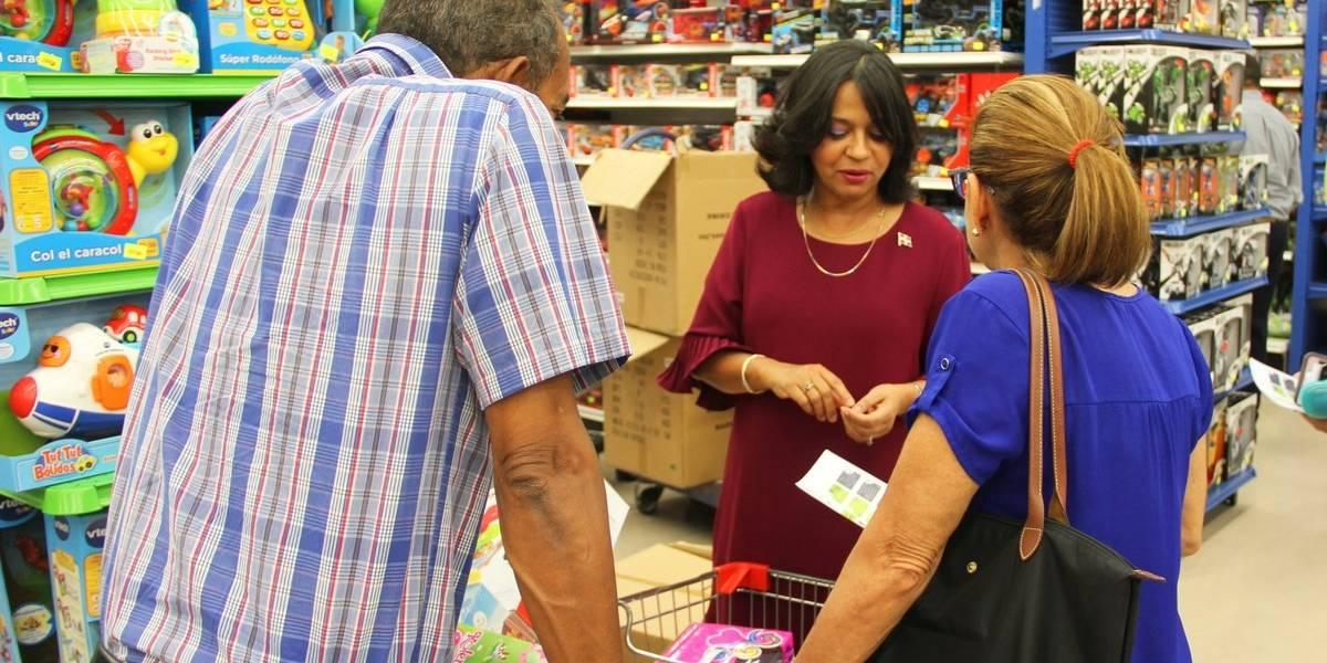 Directora de Pro Consumidor dice juguetes intervienen en los patrones sociales de los niños