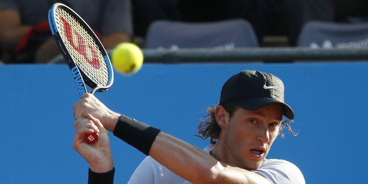 Nicolás Jarry tendrá un duro escollo en la primera ronda del ATP de Sydney
