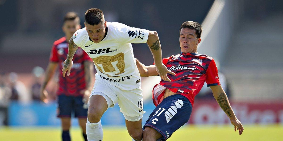 Veracruz empezó con un empate el Clausura 2019