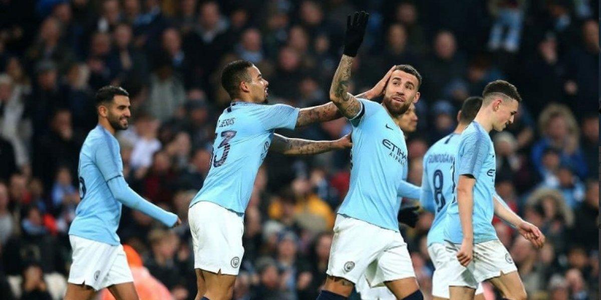 El Manchester City golea al Rotherham y avanza en la FA Cup