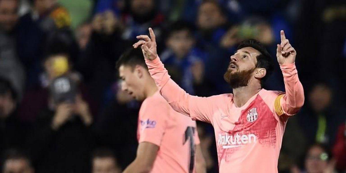 El Barcelona disfruta su primera victoria del año y da un duro golpe en la Liga