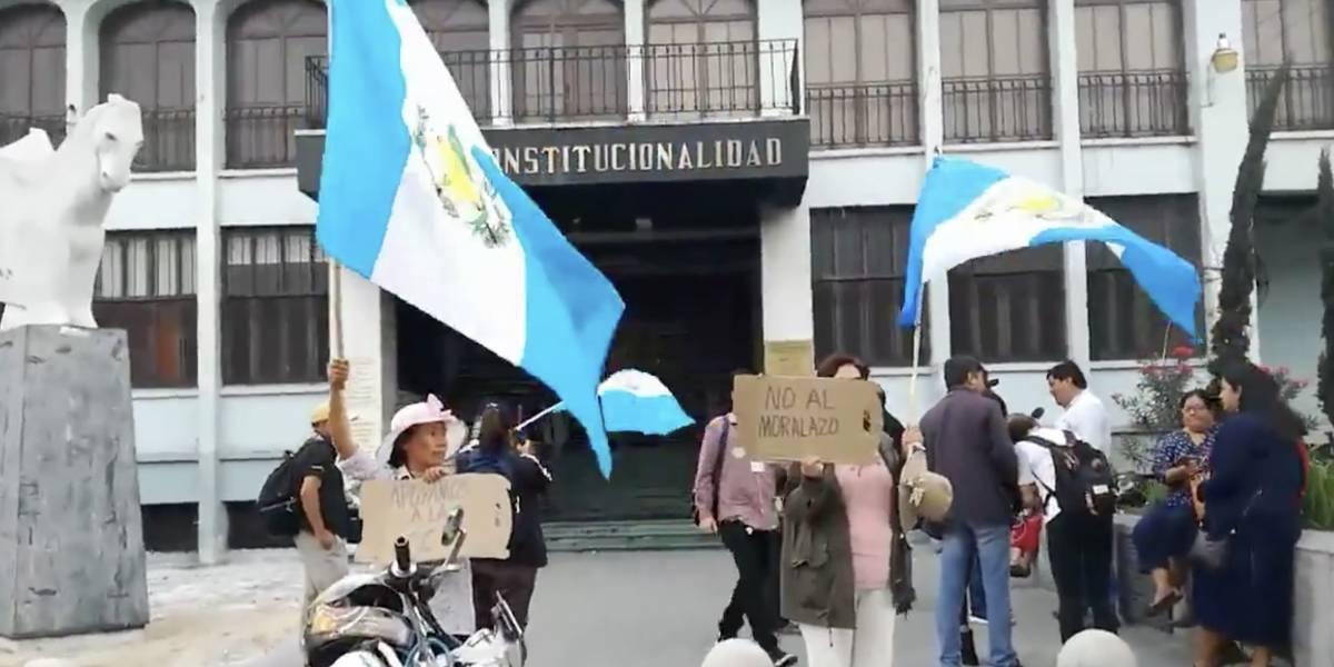 Guatemala enfrenta batalla judicial por cierre de CICIG