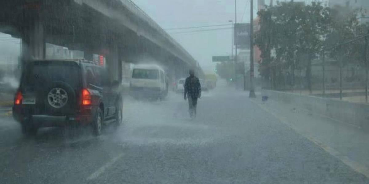 La Onamet pronostica lluvias para algunas provincias a causa de vaguada