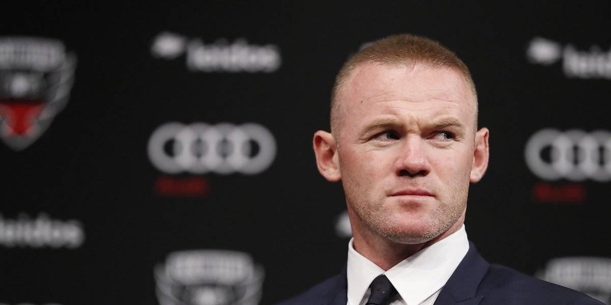 Sale a luz arresto de Wayne Rooney