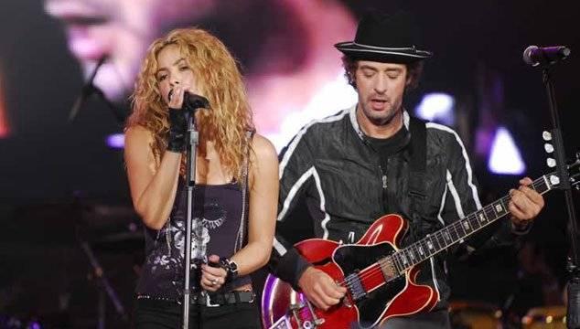 Medio español asegura que Shakira tuvo romance con Cerati Internet