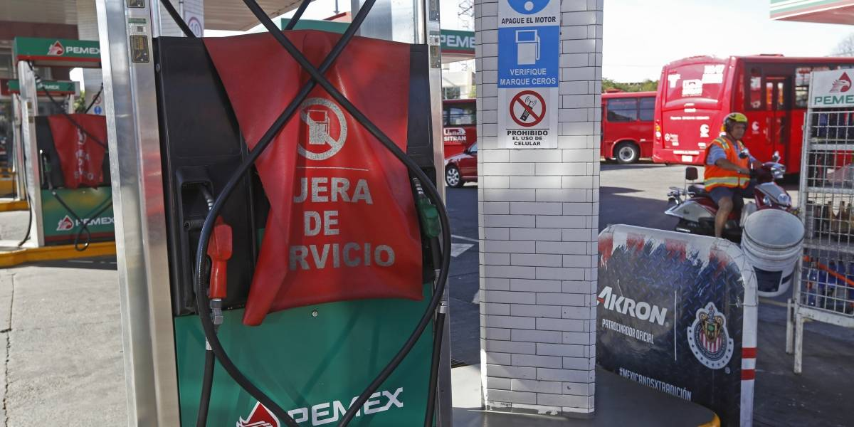 Confronta a la autoridad crisis de combustibles en Jalisco
