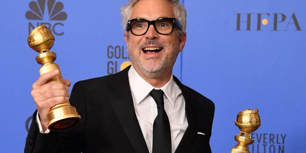 """Ganadores de los Globos de Oro: """"Bohemian Rhapsody"""" y """"Roma"""" de Alfonso Cuarón triunfan en una edición muy repartida. Esta es la lista de los vencedores"""
